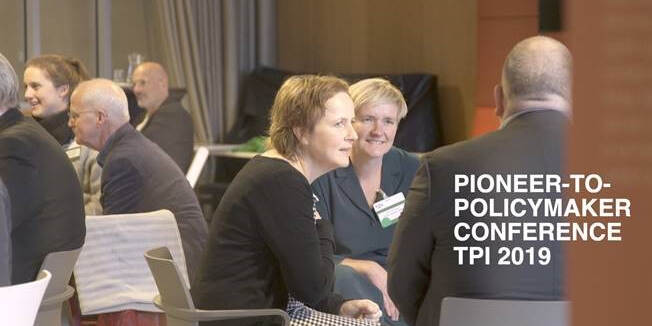 pioneer to policymaker conference tpi 2019